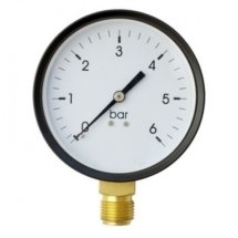барометр, термометр продуктов сгорания, термометр, манометры указатели давления