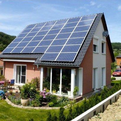 Системы Солнечных Электростанций (СЭС) 10 кВт