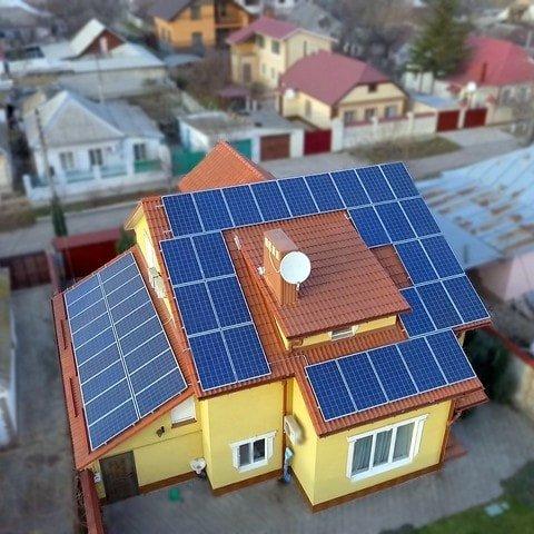 Системы Солнечных Электростанций (СЭС) 15 кВт