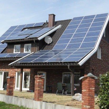 Системы Солнечных Электростанций (СЭС) 20 кВт