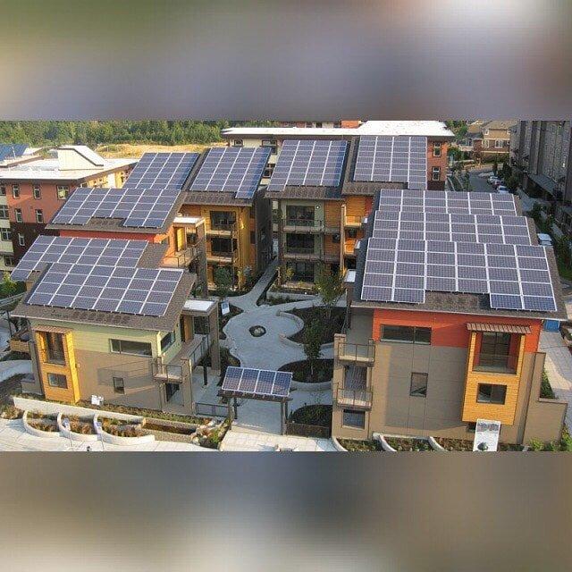 Системы Солнечных Электростанций (СЭС) 30 кВт