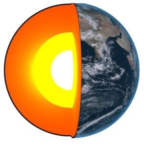 Земля изнутри (ядро земли)