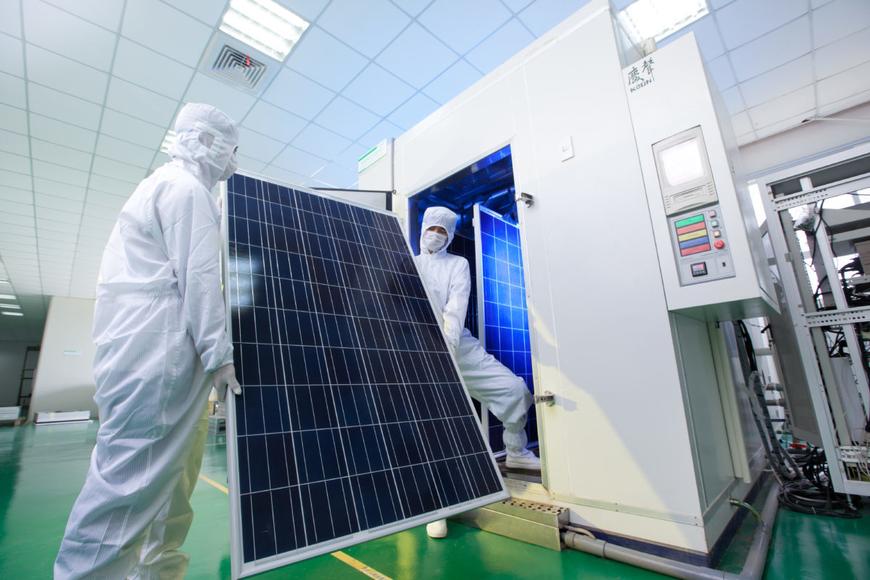 Солнечные батареи Jinko Solar - САЕН