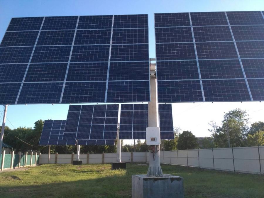Динамическая система креплений солнечных панелей