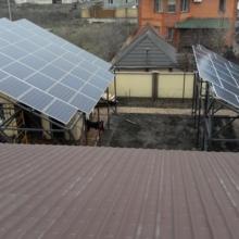 Установка солнечных электростанций по Зеленному тарифу