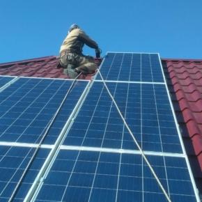 Купить солнечную электростанцию 15 кВт