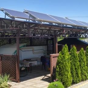 Цена на солнечные панели 10 кВт