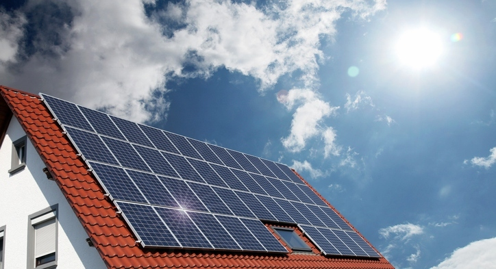 Домашняя солнечная электростанция 25кВт