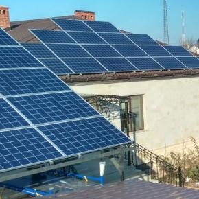 Стоимость солнечной электростанции на 5 кВт
