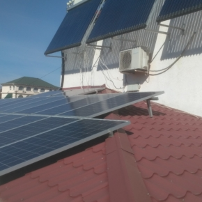 Цена на солнечные панели в Одессе
