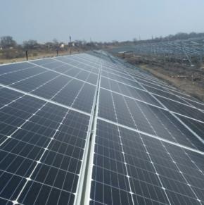 Установка солнечных панелей в Измаиле