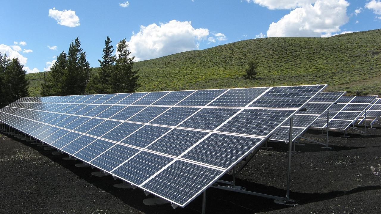 солнечные панели для зеленого тарифа