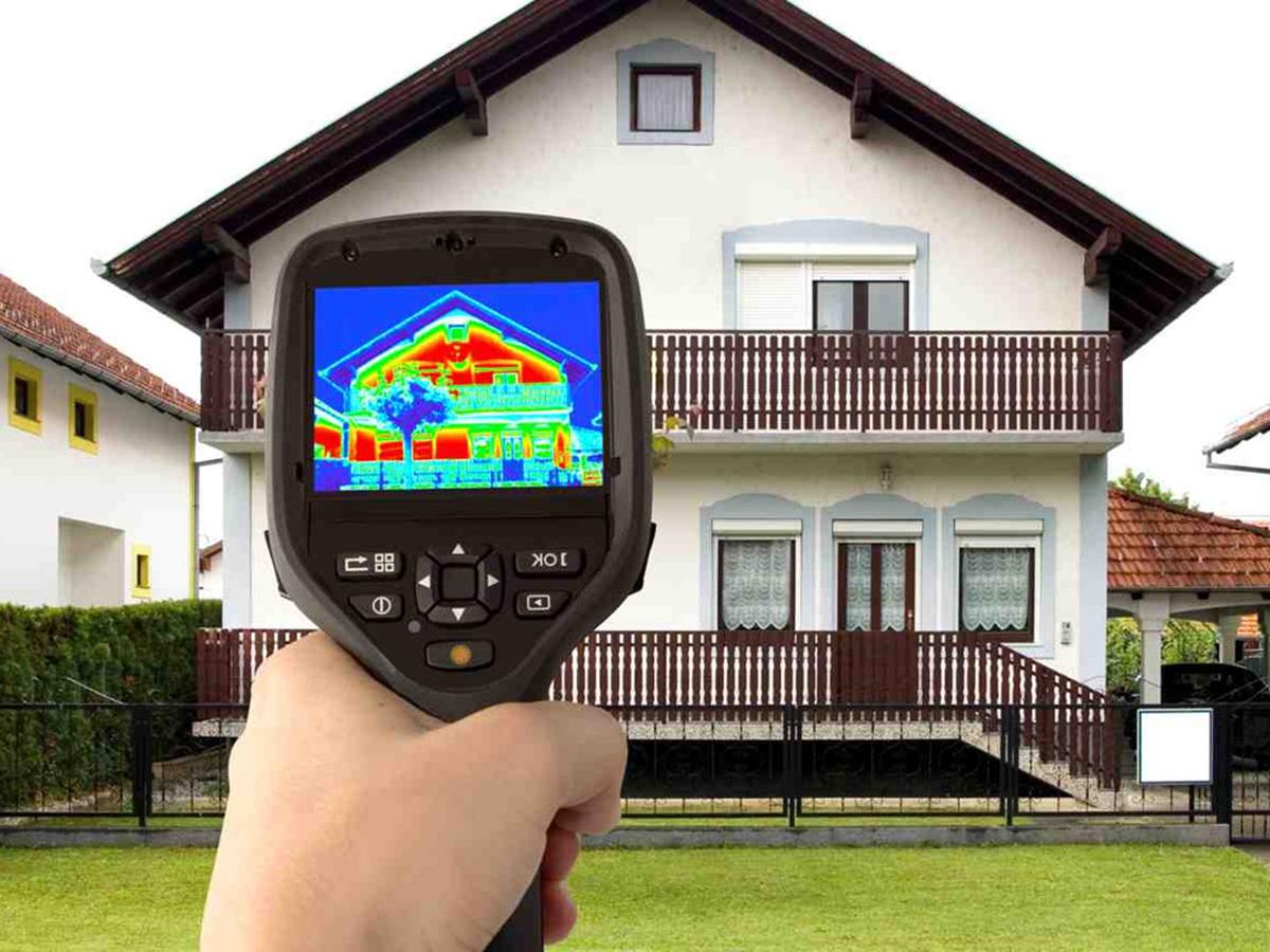 Энергетическое и тепловизионное обследование