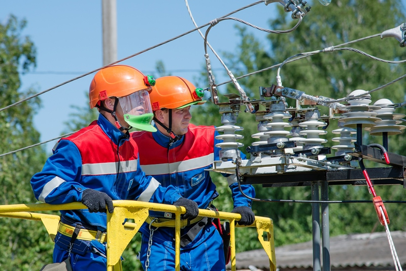 Строительство внешних электрических сетей в Одессе