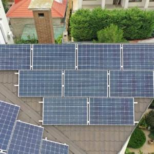 крышные солнечные панели
